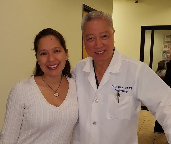 Dr Bill Yee-Reproductive Partners Medical Group