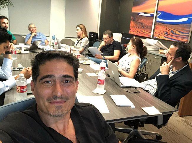 Dr Vicken SEpilian-Board Meeting-Los Angeles-IVF Doctor