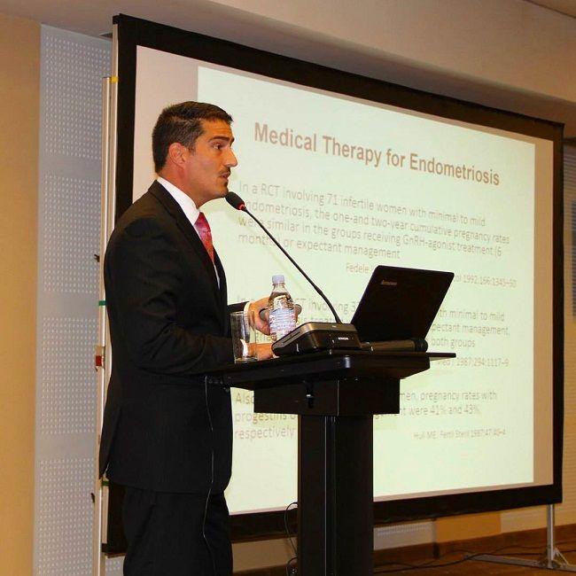 Dr Vicken Sepilian-Medical Conference-IVF Los Angeles Docotr