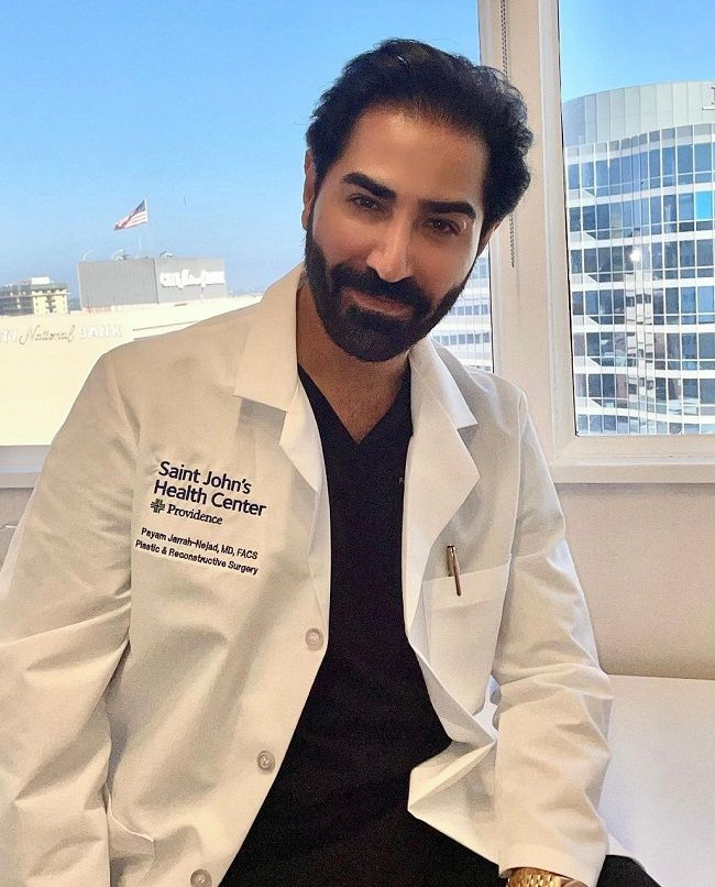 DR Payam Jarraj Nejad-BBL Doctor Los Angeles