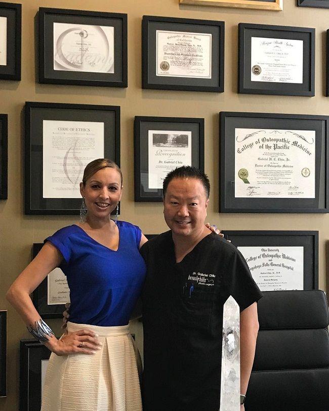 Dr Gabriel Chiu-Patients