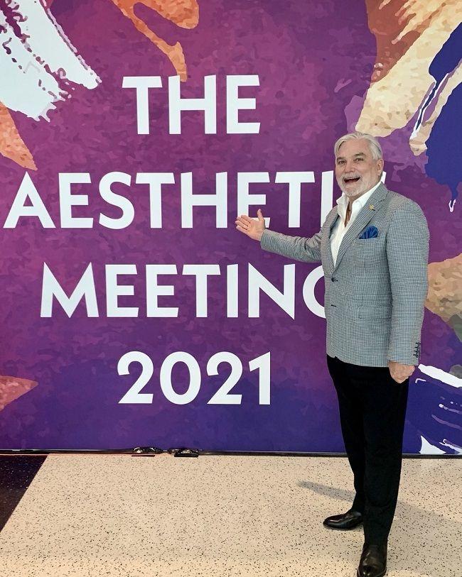 Dr Grant Stevens Meeting