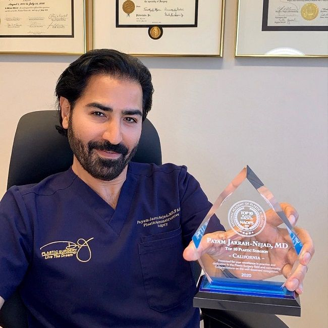 Dr J. Award