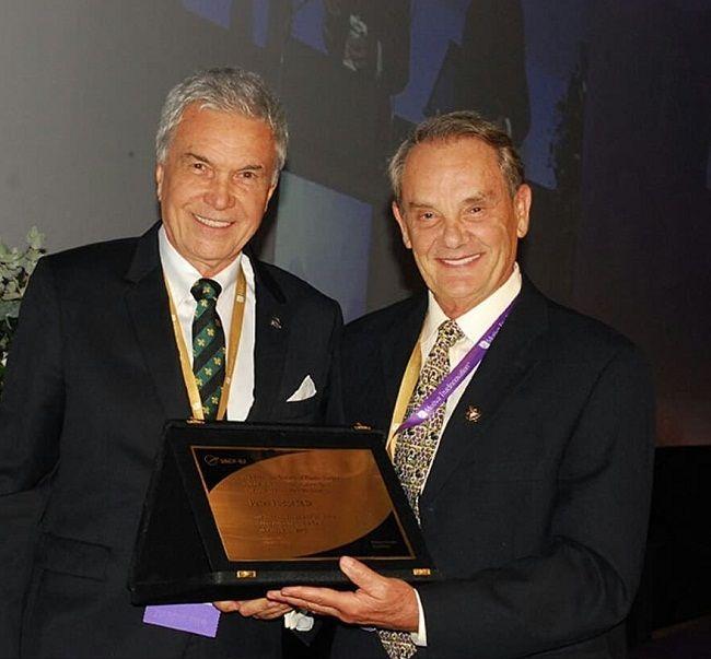Dr Peter B Fodor-Conference-Award