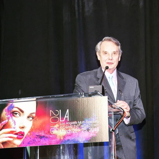 Dr Peter Fodor Los Angeles Conference