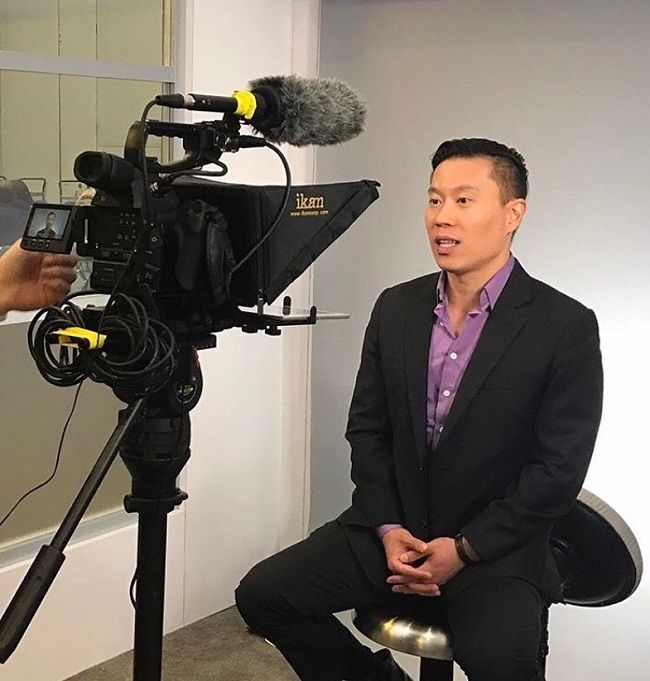 Dr Roger Tsai-Interview