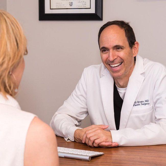 Dr William Bruno-Patients