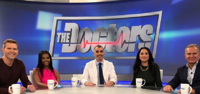 DR. Richard Zoumalan at The Doctors show