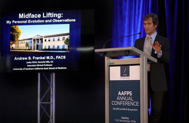 Dr Andrew Frankel-Annual Conference