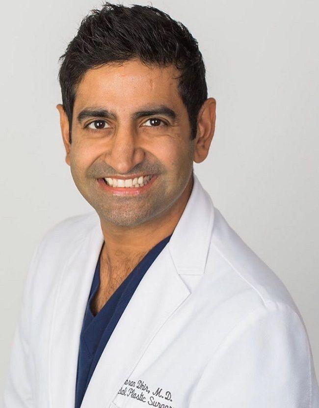 Dr Karan Dhir-Facelift Doctor Los Angeles
