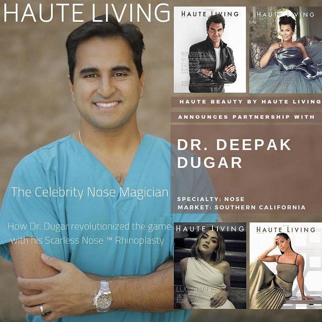 Dr. Deepak Dugar-Haute Living