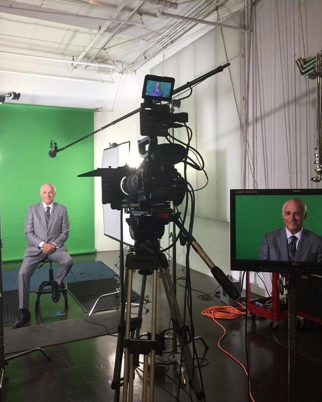 Dr. Geoffrey R. Keyes-Video