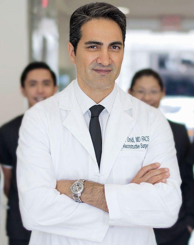 Dr. Michael Omidi-Facelift-Doctor